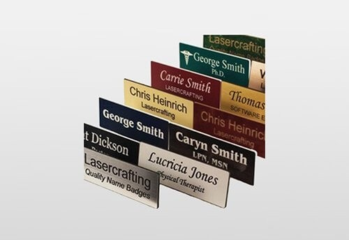 Name Tags & Name Badges